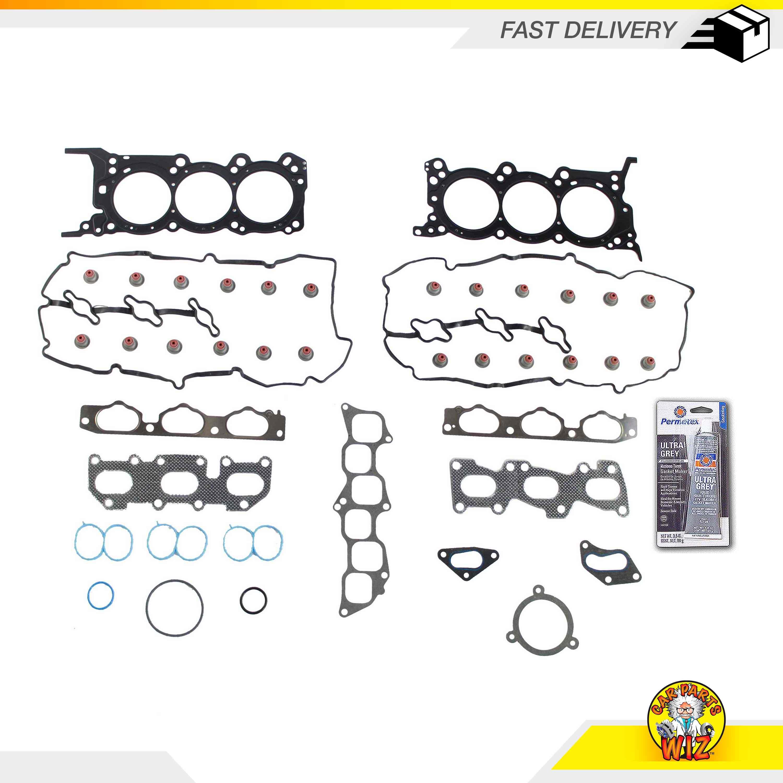 Engine Full Gasket Set Bearing Rings Fits 06-11 Hyundai Sonata 3.3L V6 DOHC 24v