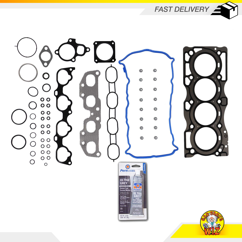 2.8L Re-ring Kit for Nissan 81-83 L28E 280ZX SOHC 12V