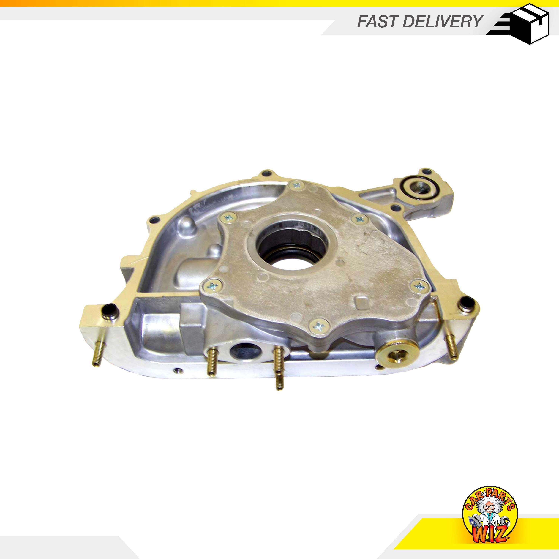 Oil Pump Fits 90-95 Acura Honda Civic del Sol Integra 1.6L-1.8L L4 DOHC 16v