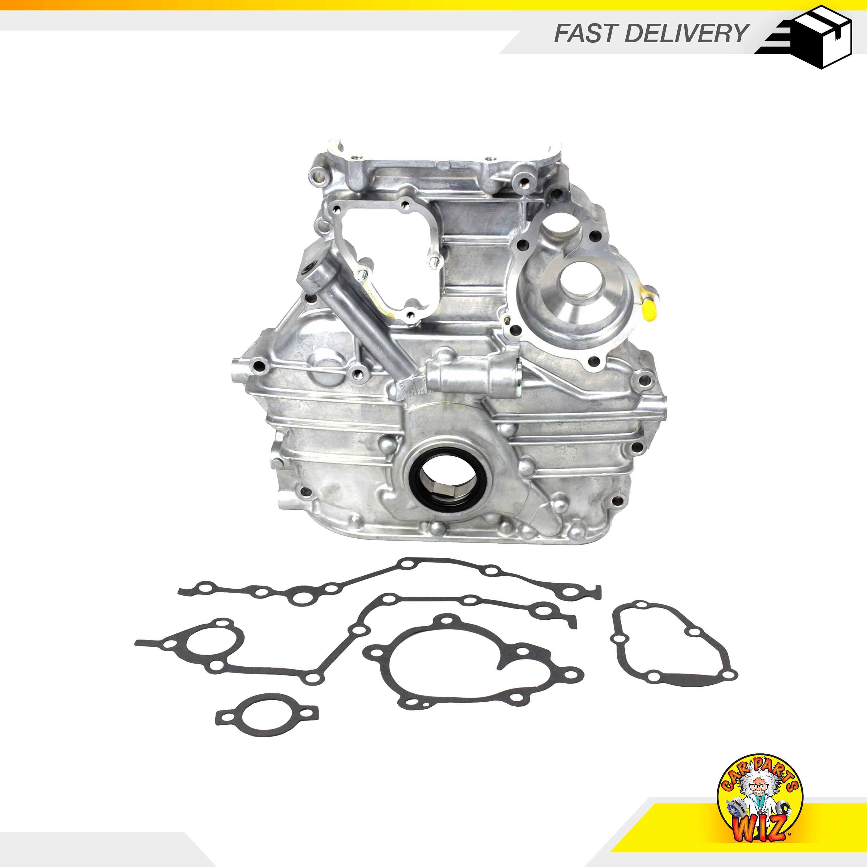 Oil Pump Fits 81-89 Chrysler Dodge 400 600 2.6L L4 SOHC 8v