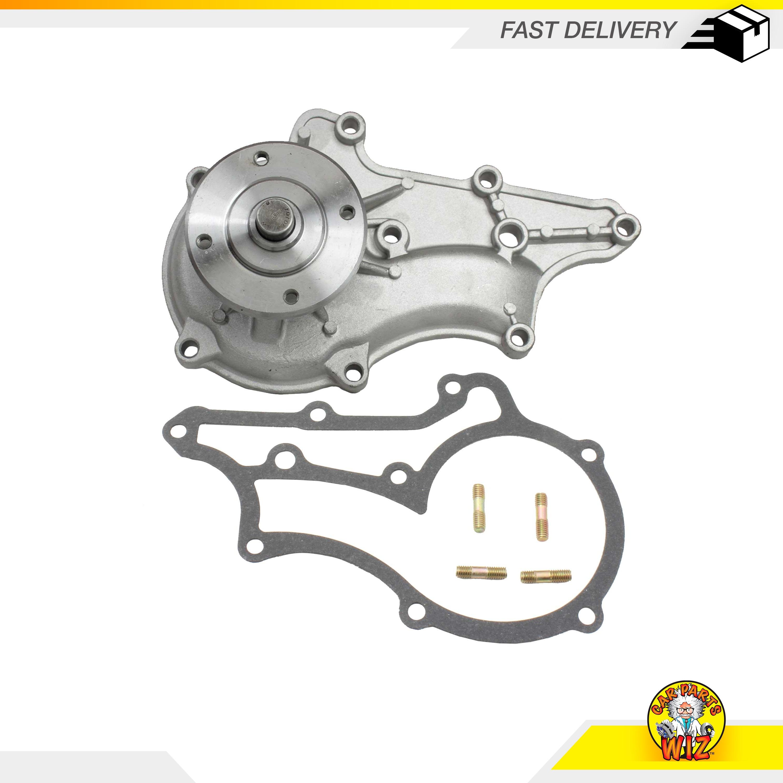 DNJ WP908 Water Pump For 78-84 Toyota Celica 2.2L 2.4L L4 SOHC 8v 20R 22R 22REC