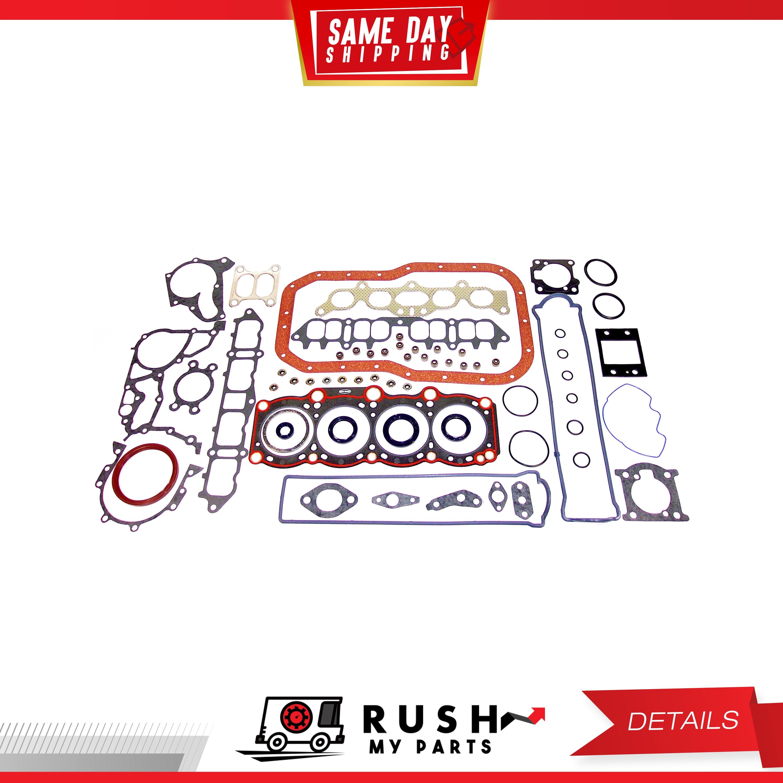 DNJ EK430A Engine Rebuild Kit For 01-05 Mazda Miata 1.8L L4 DOHC 16v